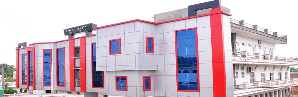 Geeta Niketan Nursing School