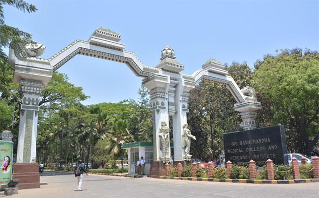 Sri Ramachandra Medical College And Research Institute, Chennai Image