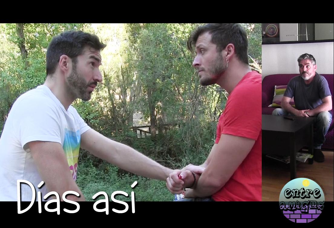 """""""Días así"""" de Sebastián y Miguel"""