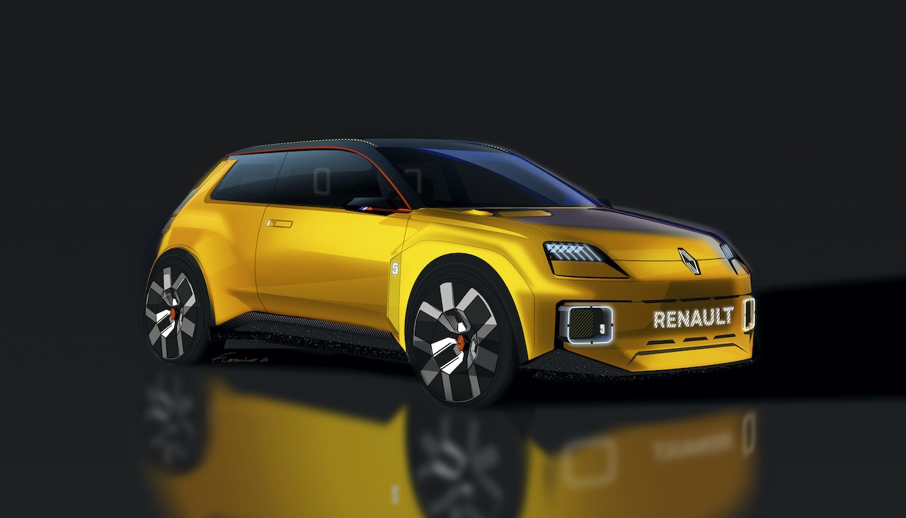 The story of the Renault 5 Prototype