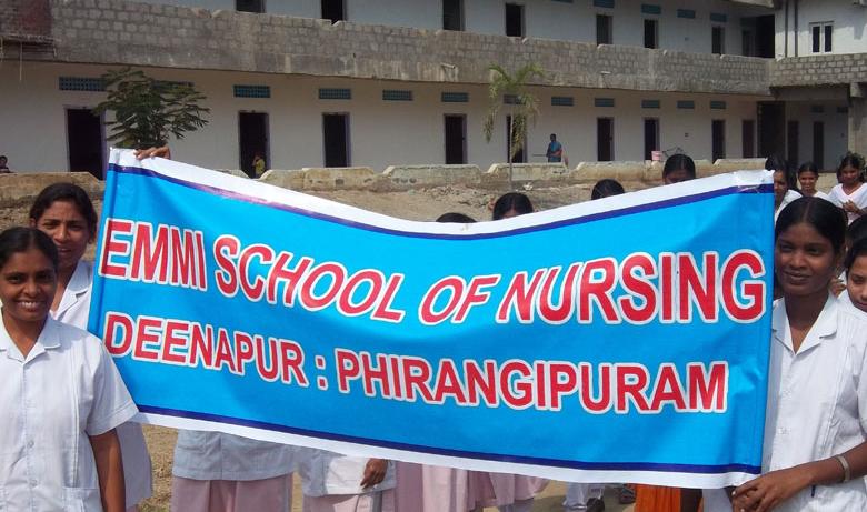 Emmi College of Nursing, Guntur Image