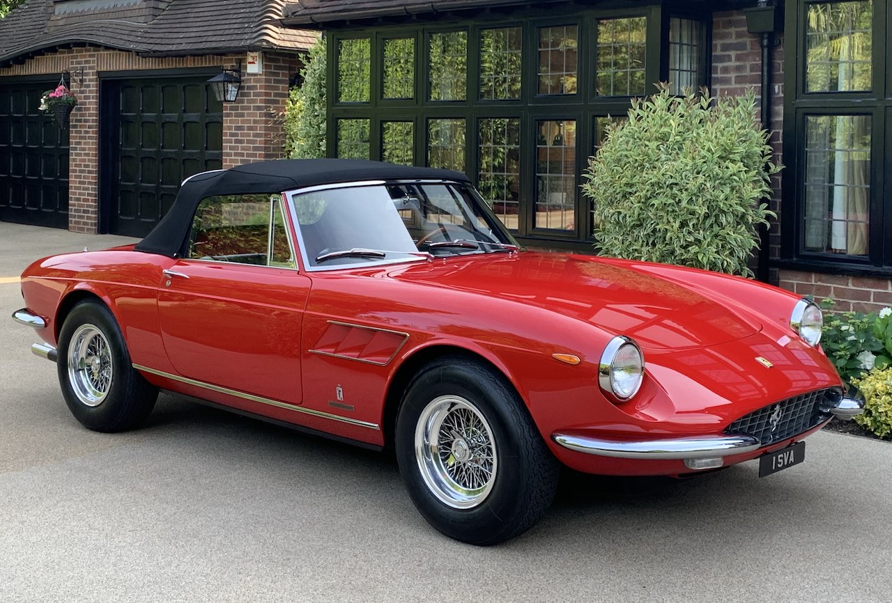 London Concours to celebrate the Golden era of Convertibles