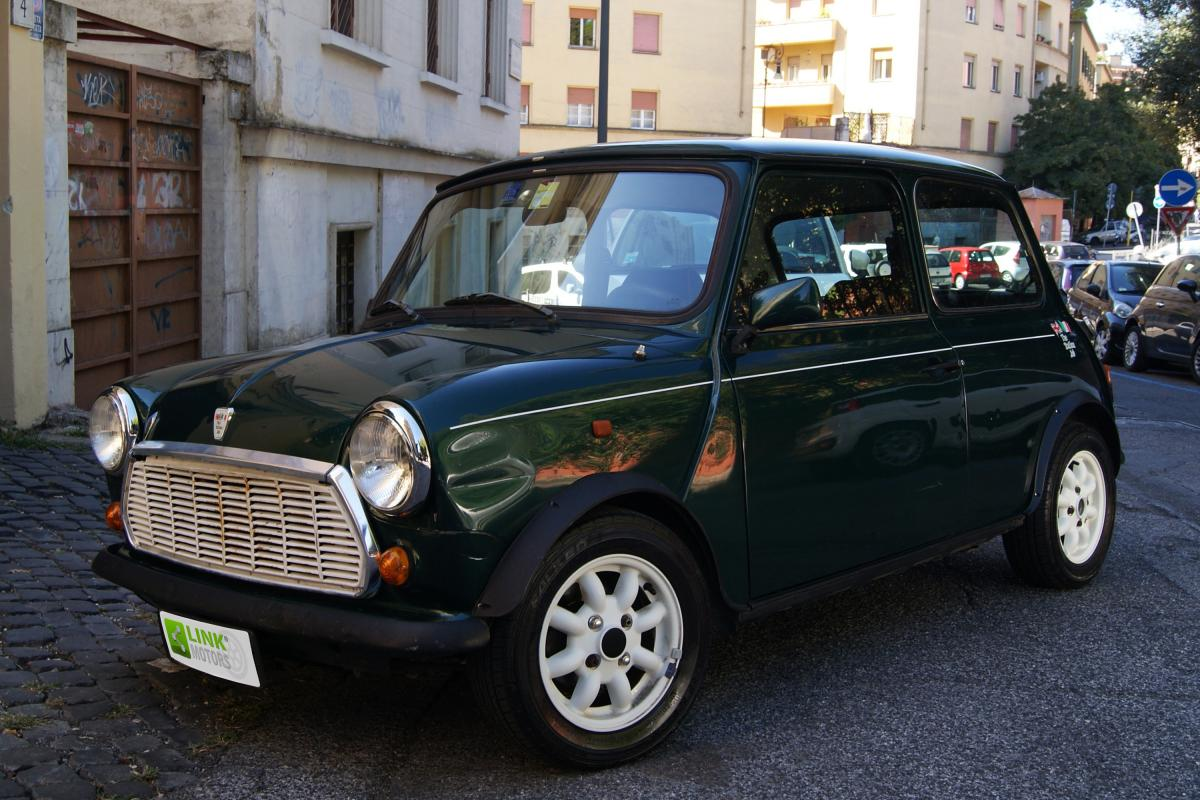 1993 Mini Rover - The Italian Job
