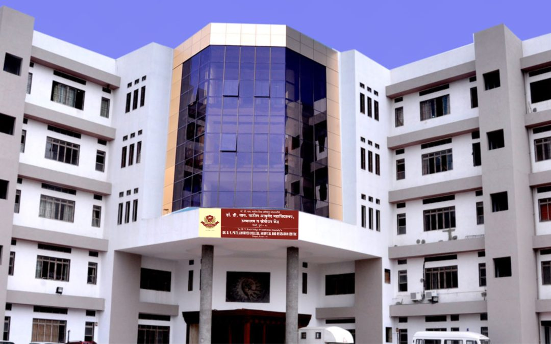 Dr. D. Y. Patil College of Ayurved and Research Centre, Pune Image