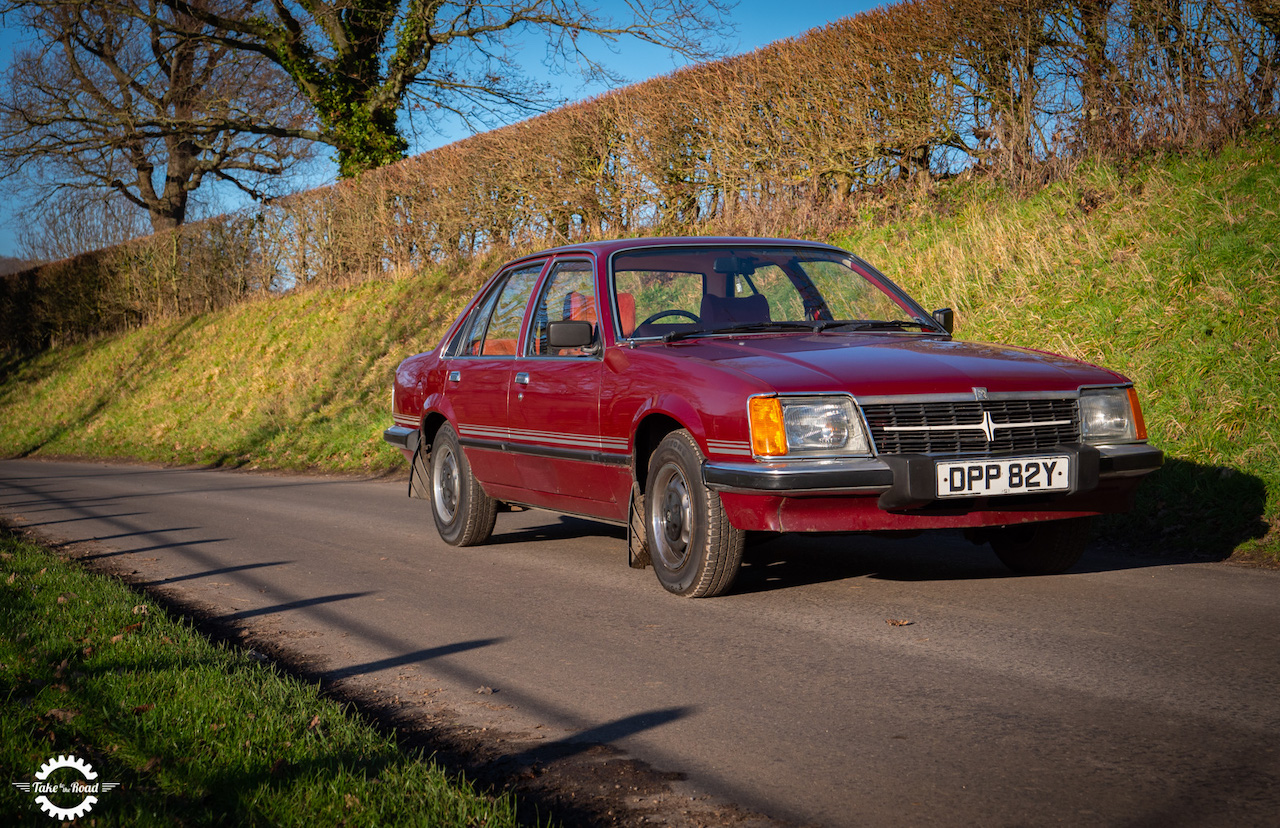 Vauxhall Viceroy Two Year Anniversary