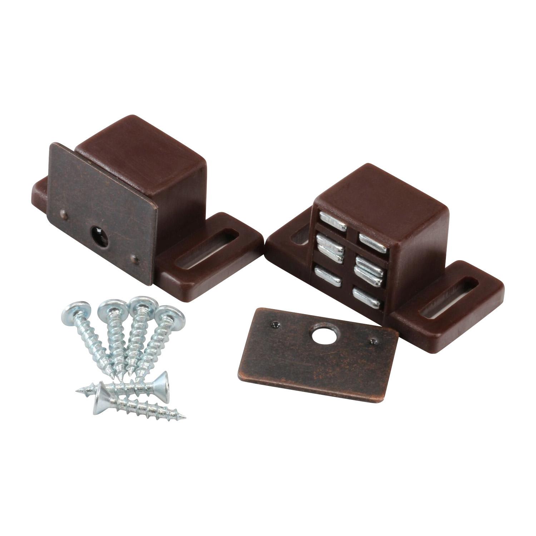 Rok Hardware Heavy Duty High Magnetic Cabinet Door Catch ...