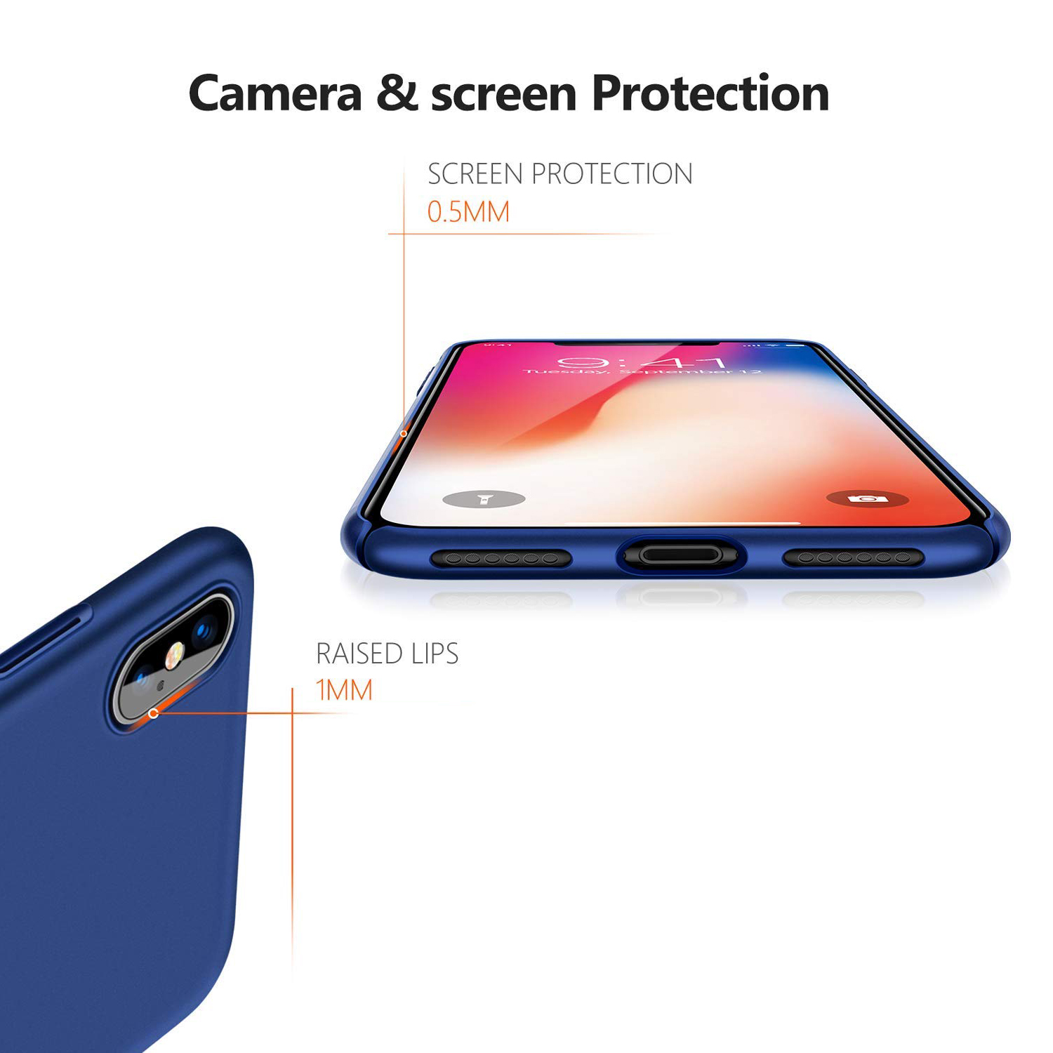 thumbnail 48 - Shockproof Hard Back Ultra Thin Slim New Bumper Case Cover For Apple iPhone X XR