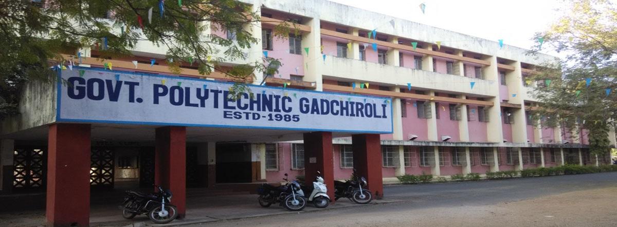GOVERNMENT POLYTECHNIC, Gadchiroli