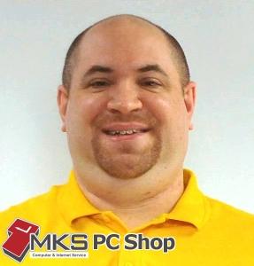 Markus Scheurer, Inhaber von MKS Computer & Internet Service