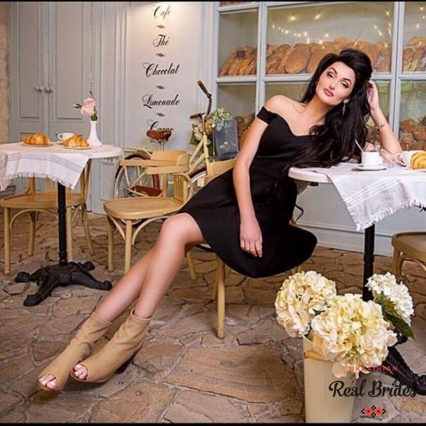 Photo gallery №1 Ukrainian bride Inna
