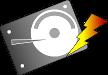 Grafik Festplatten-Crash: Diese Grafik-Datei könnt ihr als Word-, GIMP- und PNG-Datei kostenlos herunterladen.