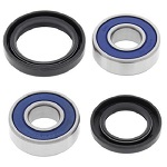 Front Wheel Bearings and Seals Kit Kawasaki Ninja EX500 1987-1993
