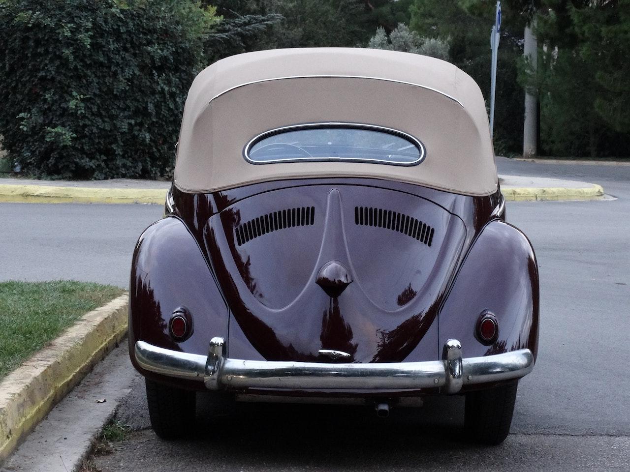 Market Pick: 1953 Volkswagen Beetle Kabriolett