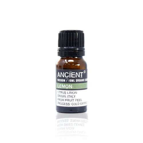 organic essential oil 10ml - lemon