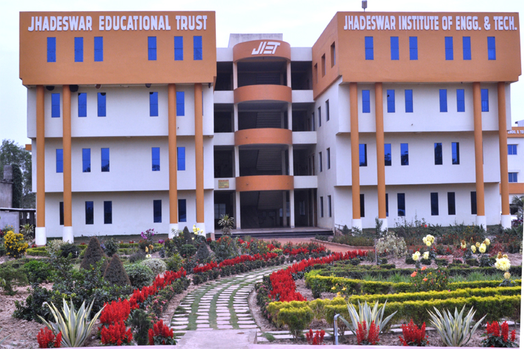 JHADESWAR INSTITUTE OF ENGINEERING AND TECHNOLOGY