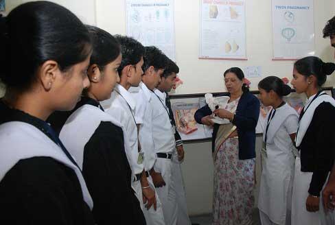 Safe Institution Of Nursing College Image