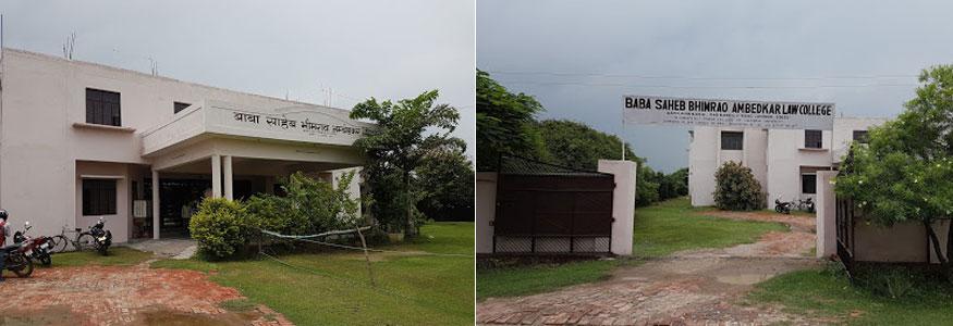 Baba Saheb Bhimrao Ambedkar Law College, Lucknow