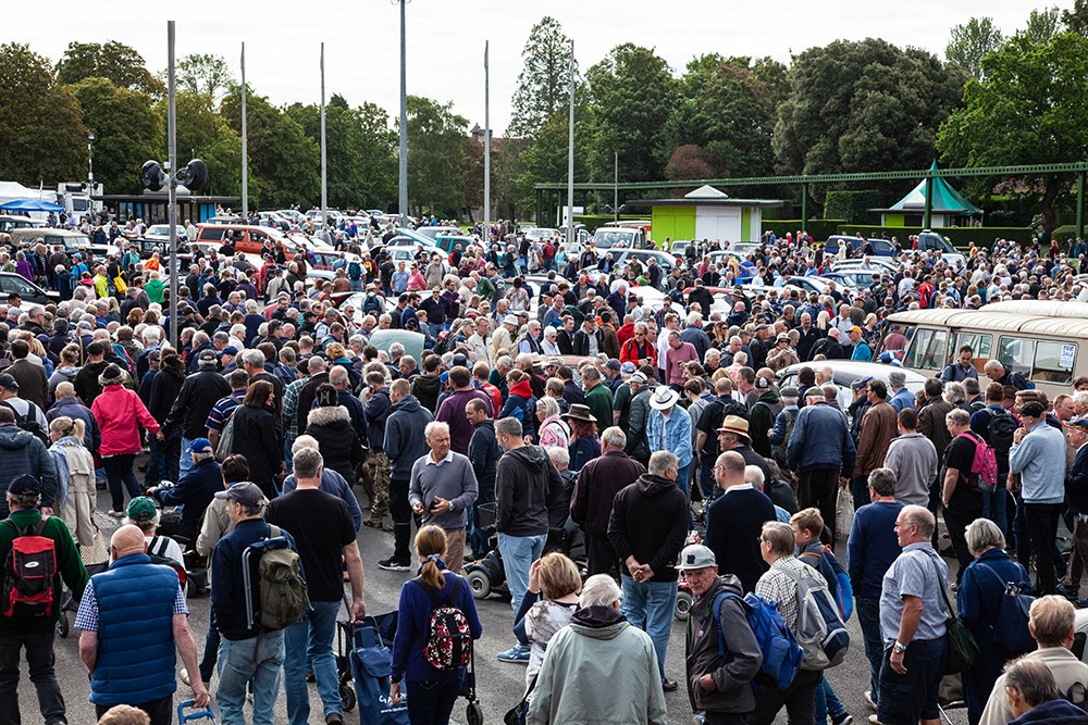 Beaulieu cancels three of its main car events for 2020