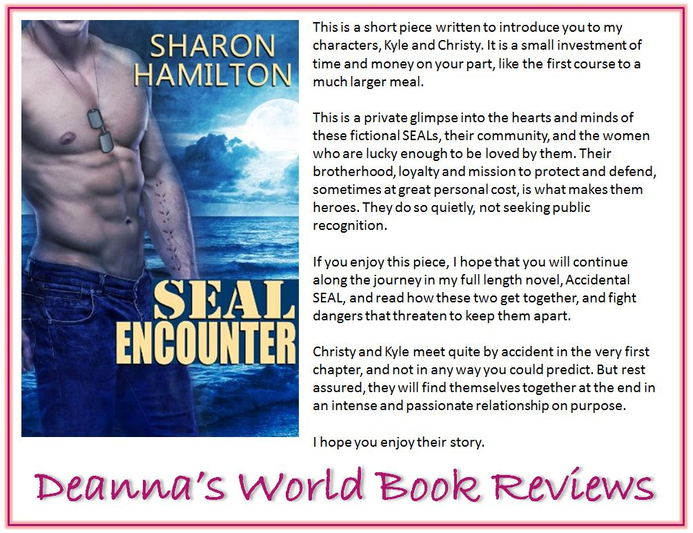 SEAL Encounter by Sharon Hamilton