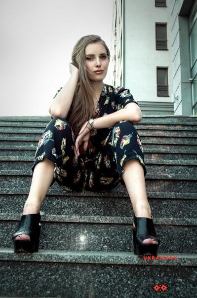 Photo gallery №15 Ukrainian girl Aleksandra
