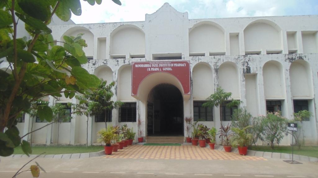 MANOHARBHAI PATEL INSTITUTE OF Diploma in PHARMACY, GONDIA, Gondia