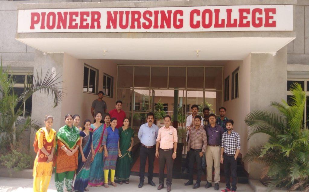 Pioneer Nursing College, Vadodara Image
