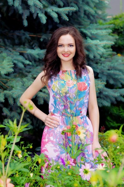 Profile photo Ukrainian lady Elena