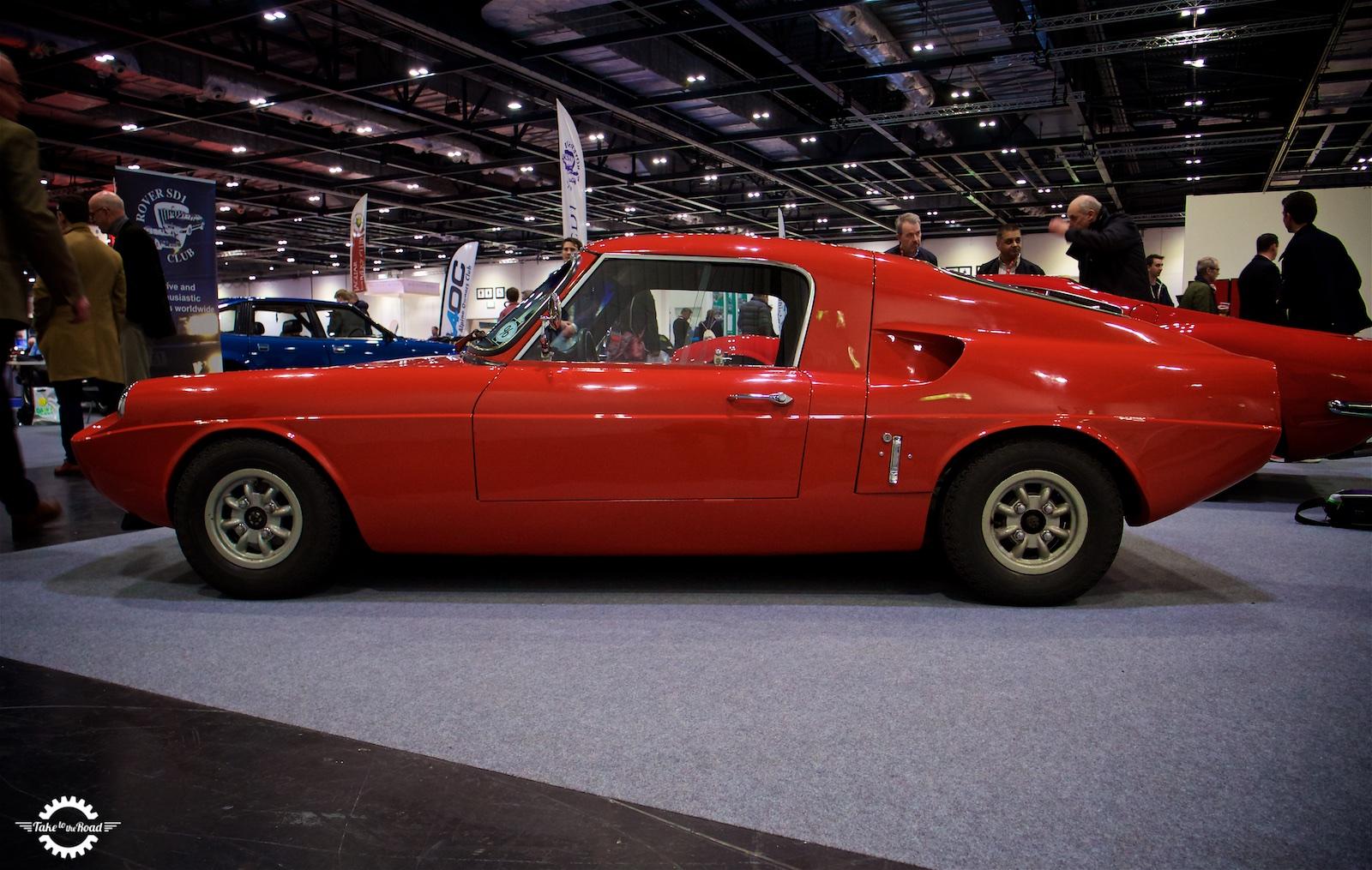 London Classic Car Show 2018 Highlights