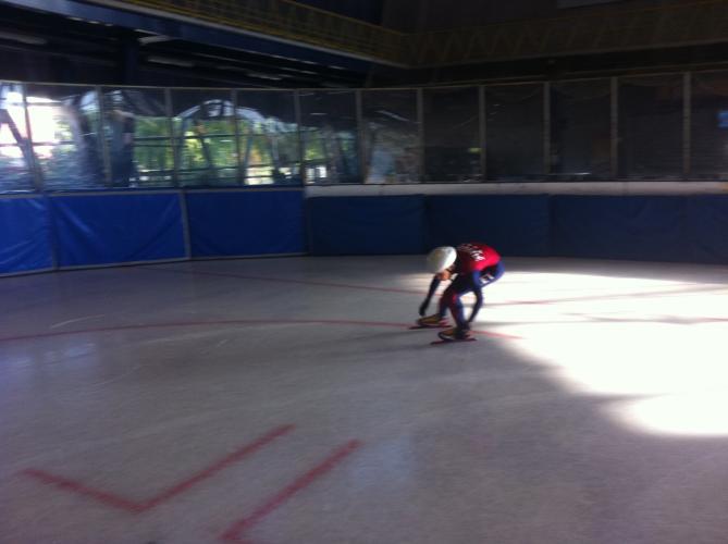 Vježbe na ledu