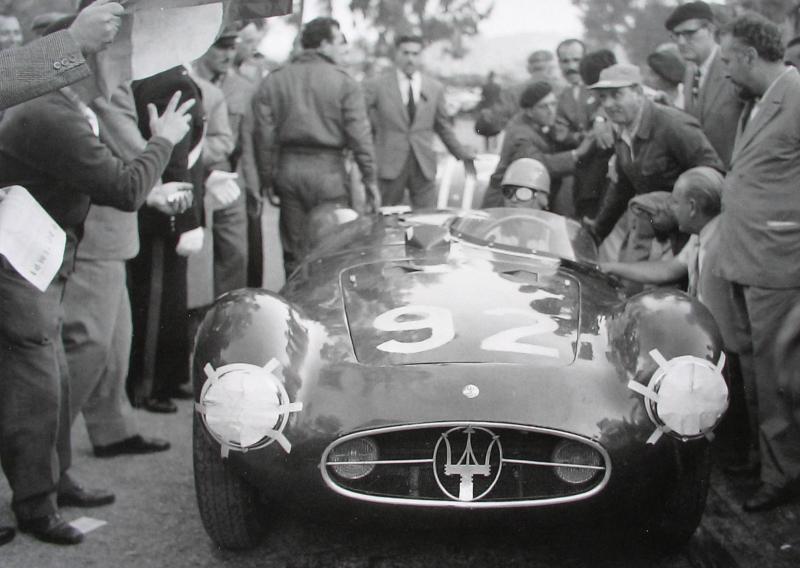 Maserati A6GCS Fantuzzi Spyder