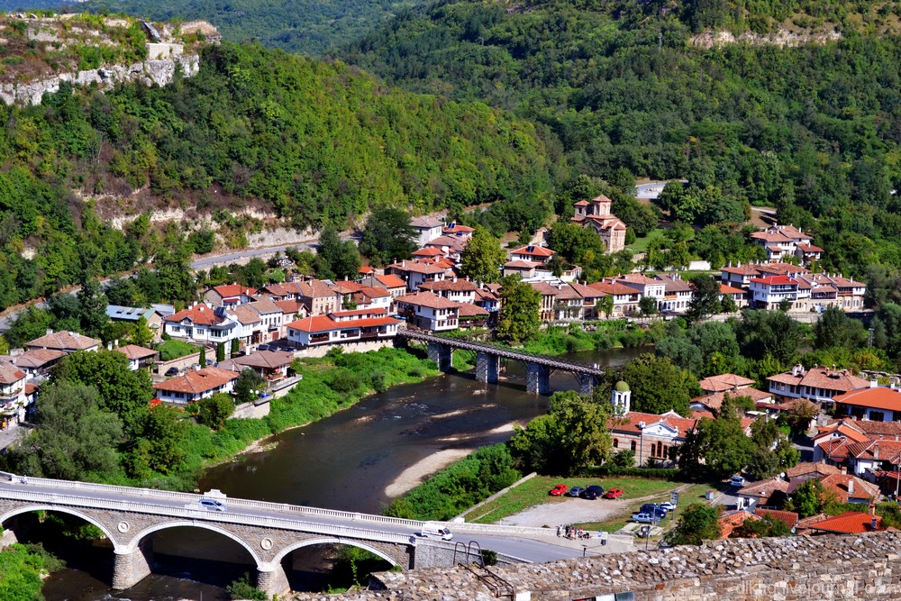 велико тырново болгария фото тому