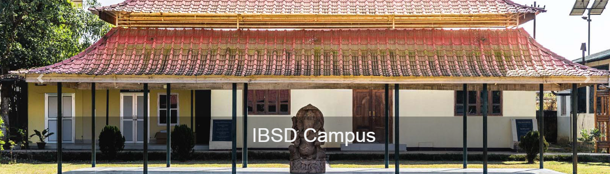 Institute Of Bioresources and Sustainable Development, Imphal