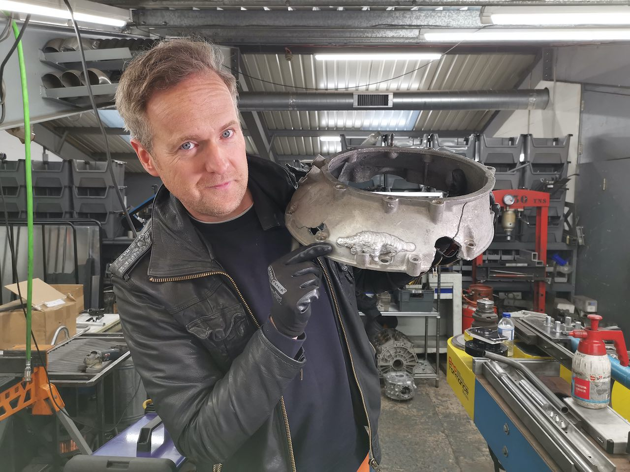 Fuzz and Tim are back with a new series of Car SOS