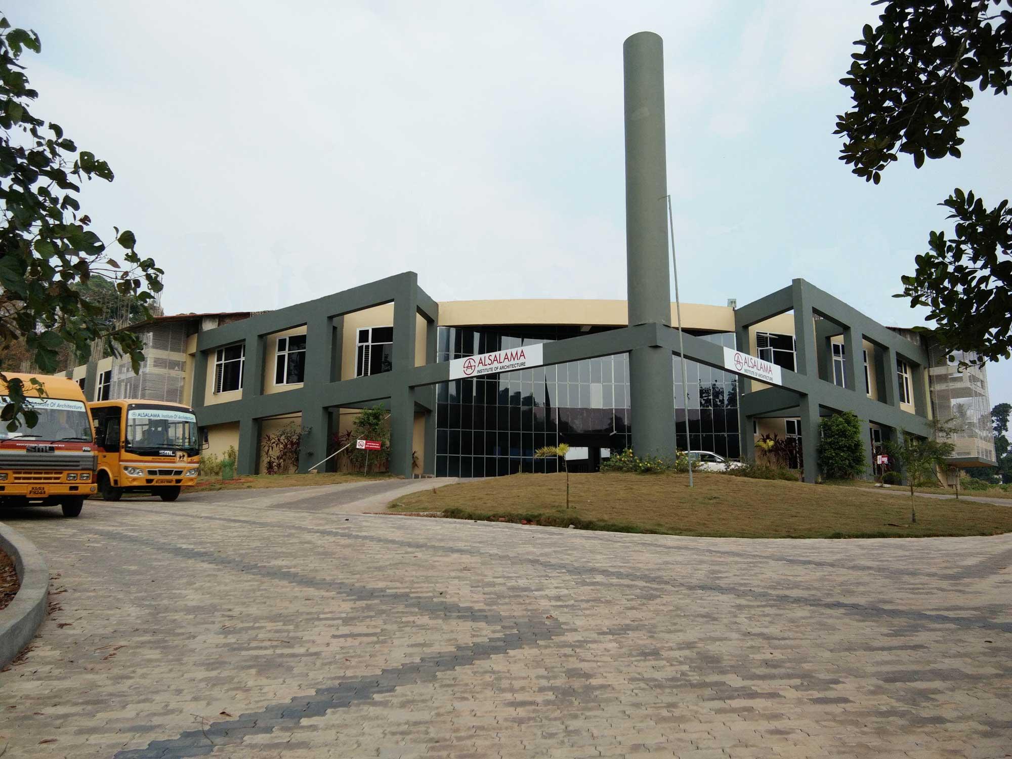 Al Salama Institute of Architecture, Malappuram