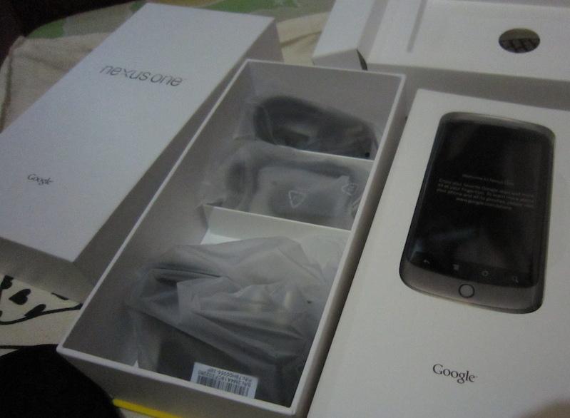 cover-image My Nexus One