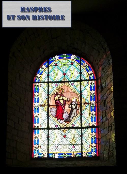La restauration des vitraux