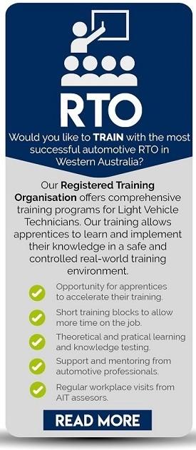 Registered Training