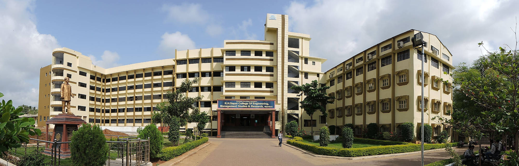 Gokhale Education Society'S R. H. Sapat College Of Engineering, Management Studies and Research