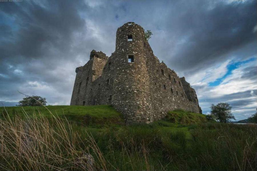 Замок Килчарн (Kilchurn Castle)