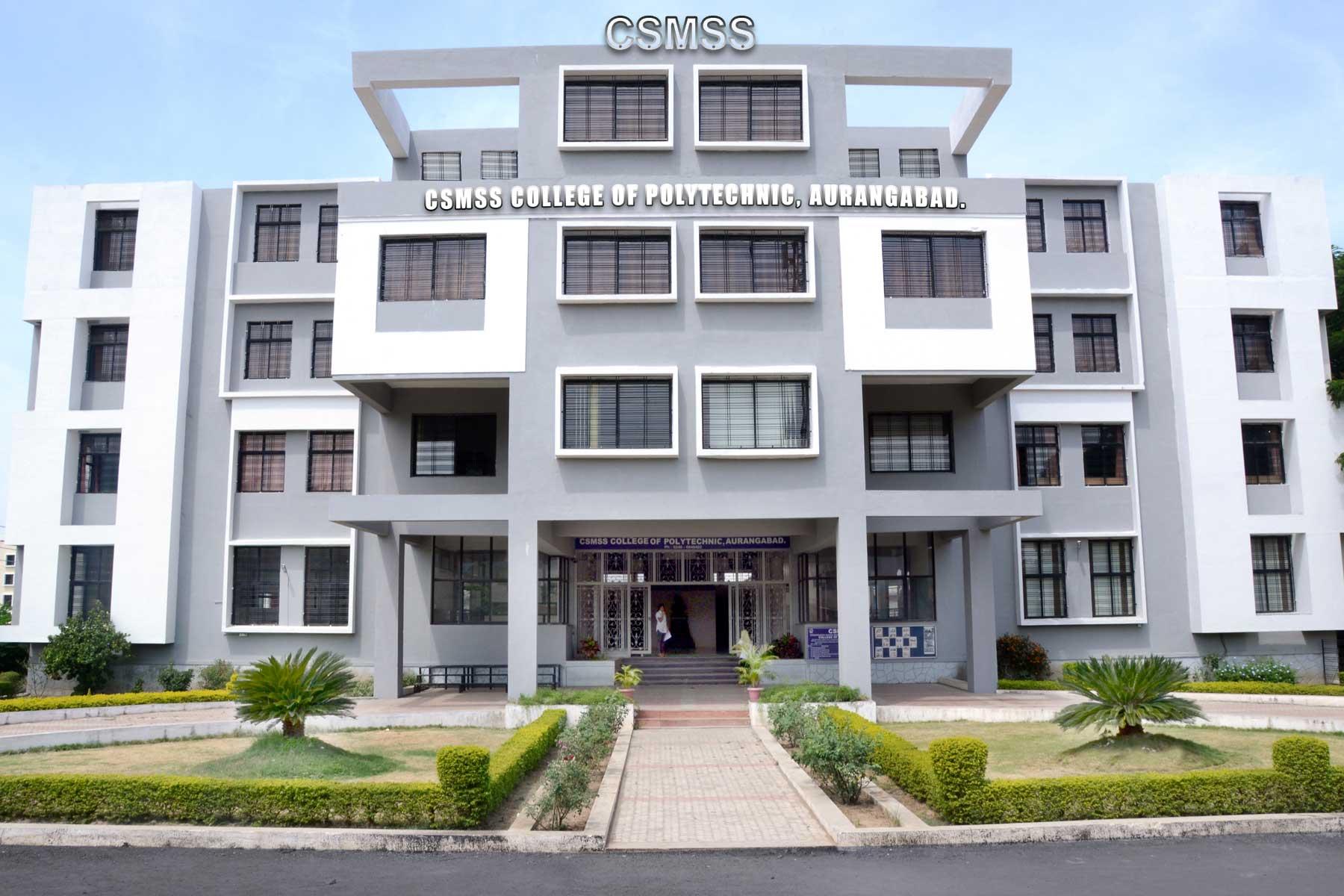Chhatrapati Shahu Maharaj Shikshan Sanstha, College of Polytechnic