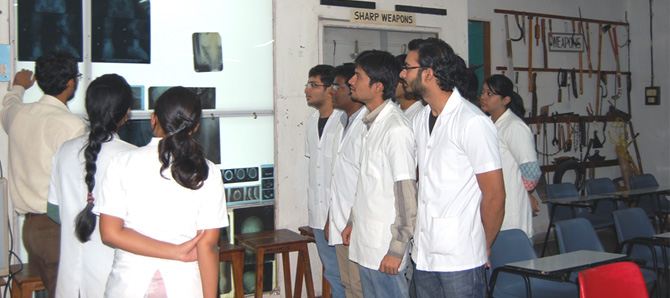 Shatrughan Prasad Singh Institute Of Nursing & Paramedical Rahat Nursing Home Campus Image