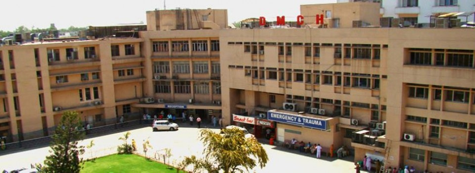 Dayanand Medical College and Hospital College of Nursing Image