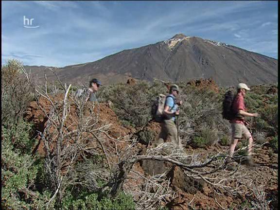 Wandern im Teide Nationalpark