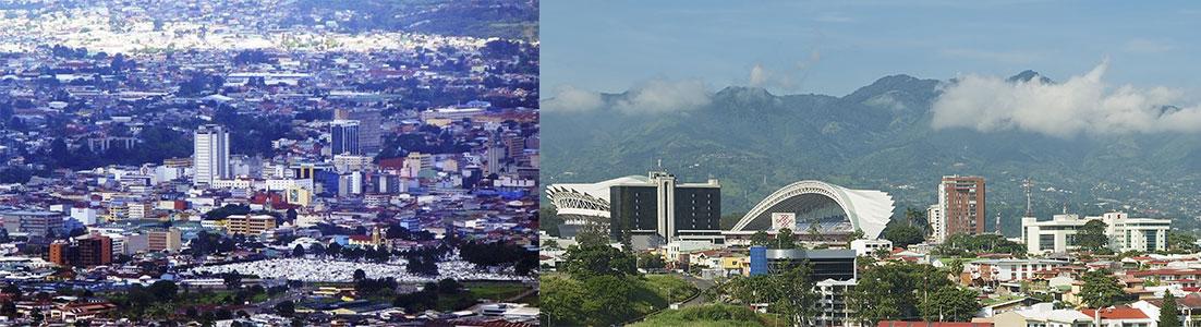 Modern Costa Rica
