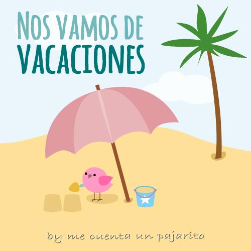 Nos vamos de vacaciones 2014, holidays