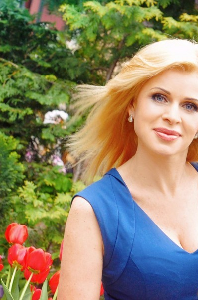 Profile photo Ukrainian women Irina