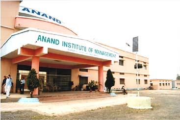 ANAND INSTITUTE OF MANAGEMENT, Bhopal