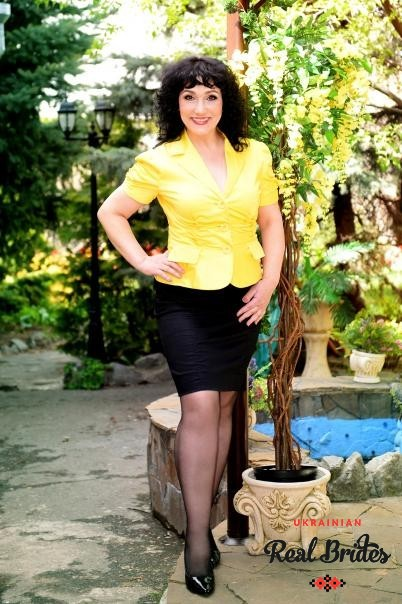 Photo gallery №2 Ukrainian women Galina