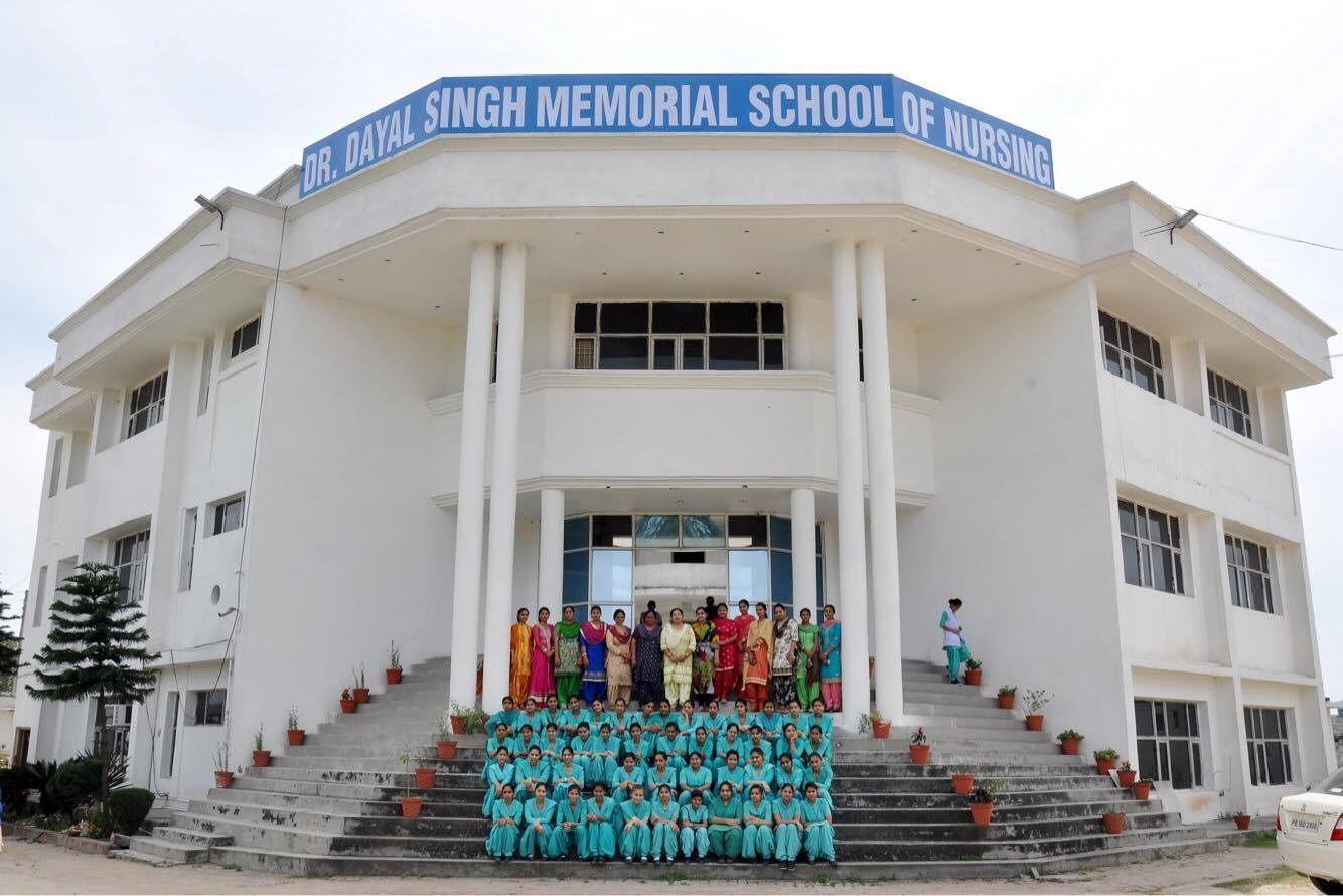 Dr Dayal Singh Memorial School Of Nursing