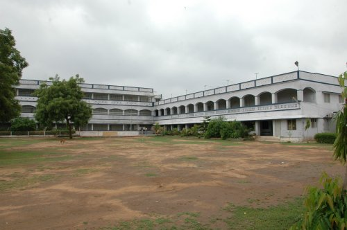 Chitrini Nursing School and College, Prantij Image